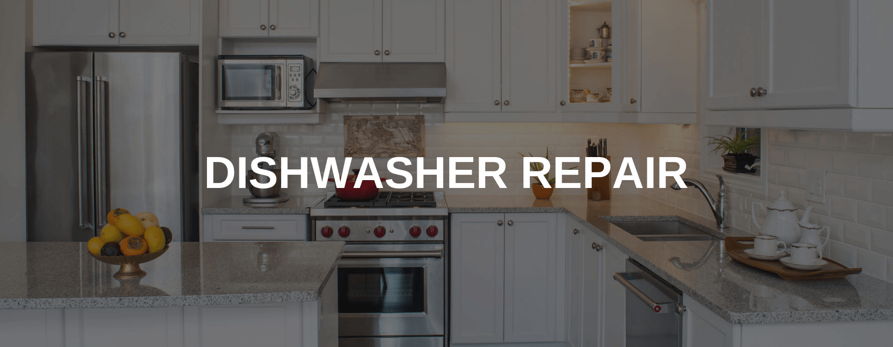 dishwasher repair augusta